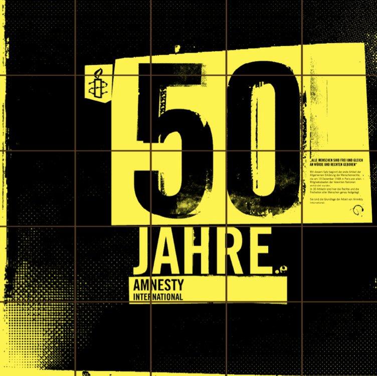 50 Jahre Amnesty International