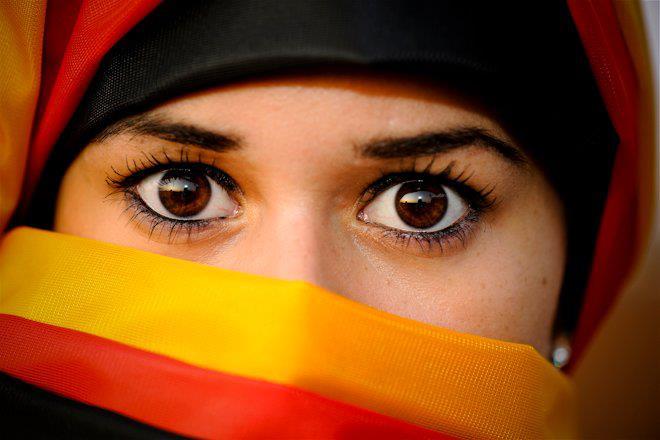 Deutschland bleibt bunt! Fotografiert von Rolf Zscharnack für Farbwerte