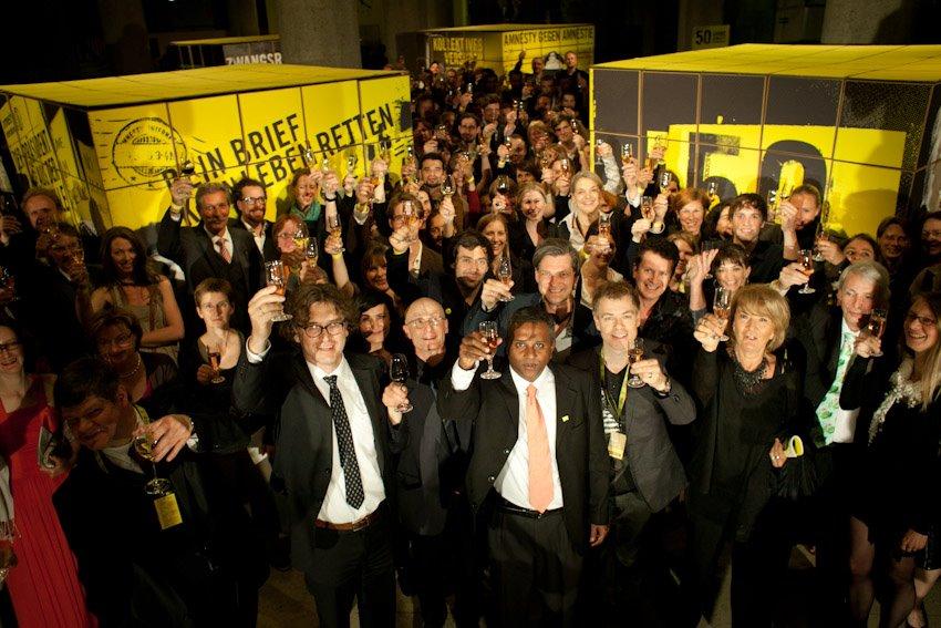 50 Years of Amnesty International, Haus der Kulturen der Welt, Berlin
