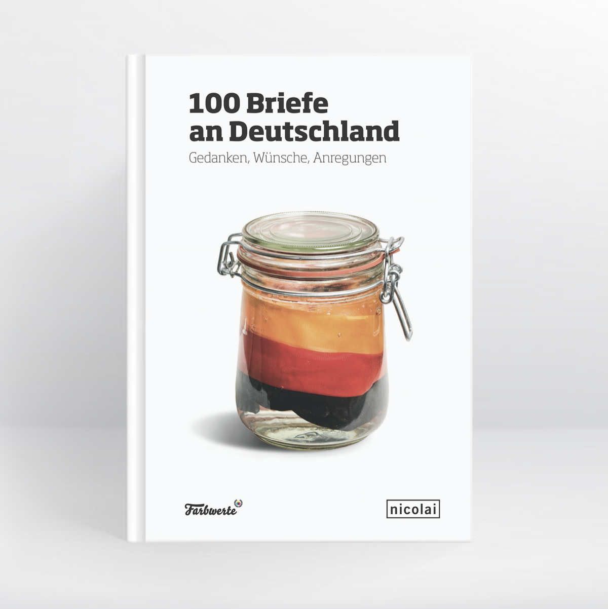 100 letters to Germany