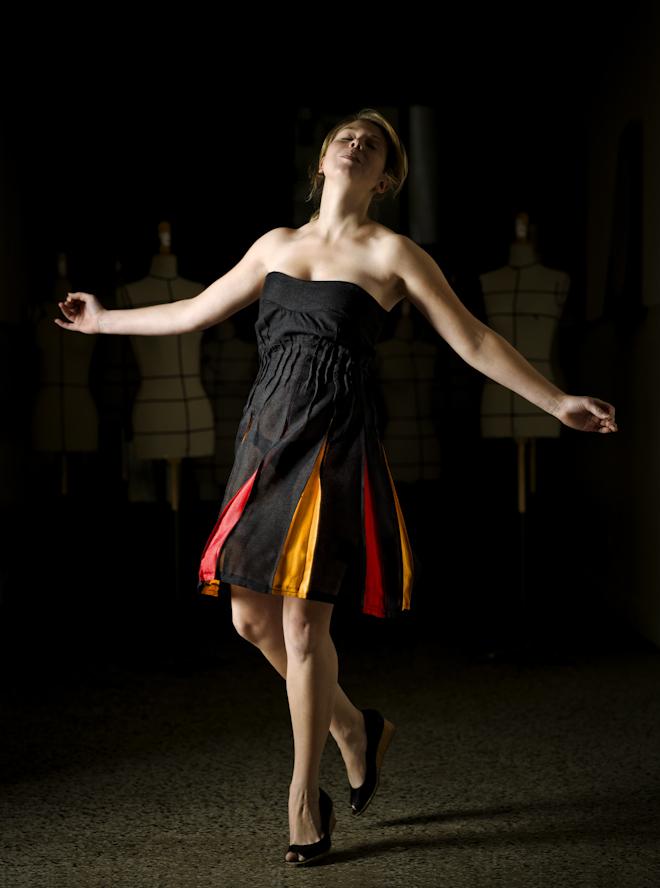 Farbwerte, Frederike Meyer, ESMOD Fashion School